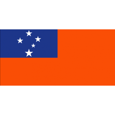 American Samoa international rankings
