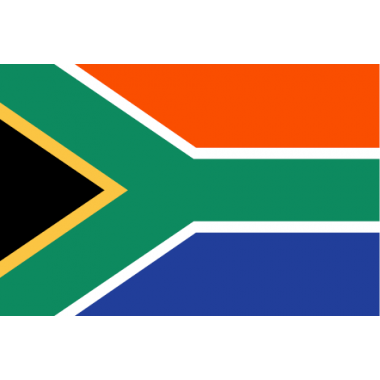 South Africa international rankings